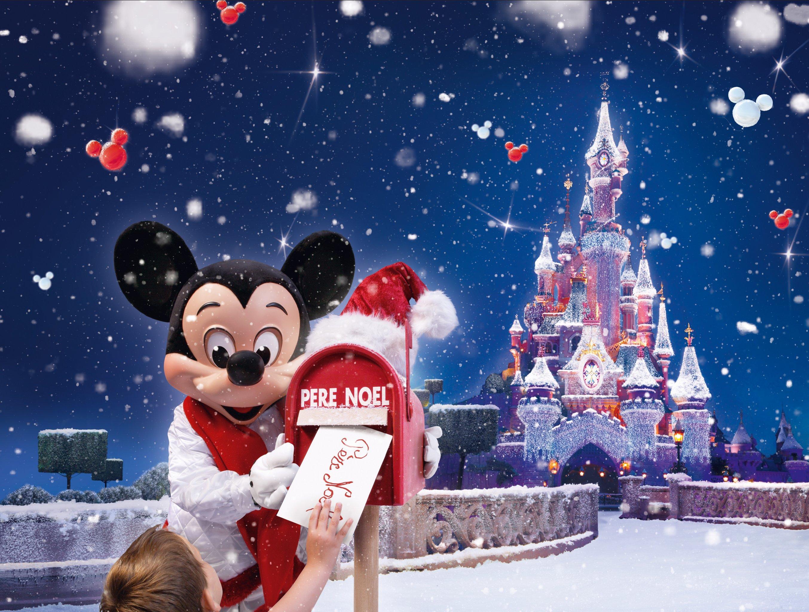 Disney's Fairytale Christmas 2009