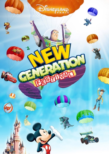 New Generation Festival Poster