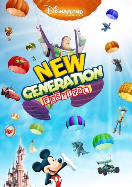 New Generation Festival Poster