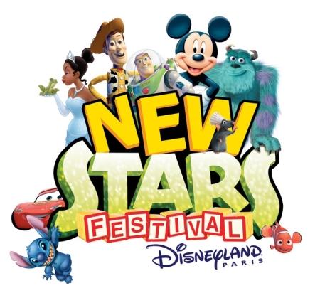 New Stars Festival Logo