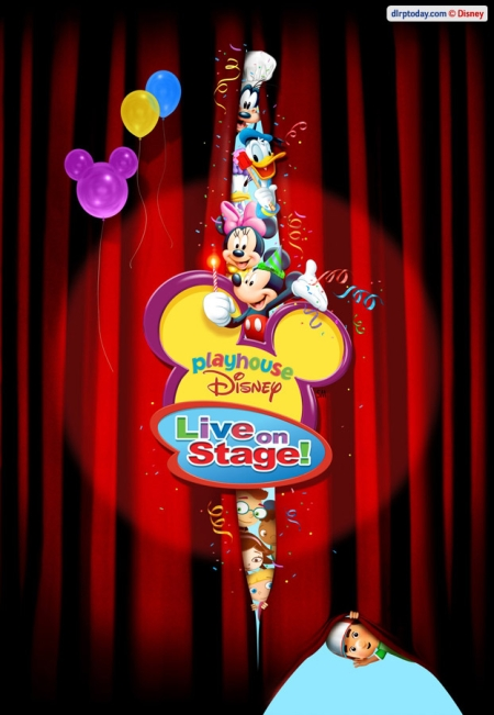 Playhouse Disney Live on Stage! Poster