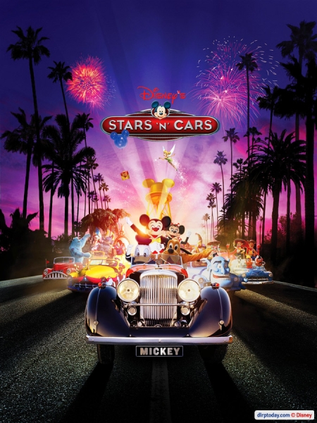 Stars 'n' Cars Poster