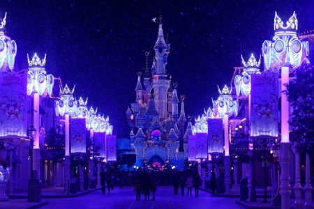 Disney's Fairytale Christmas (Crystal Castle)