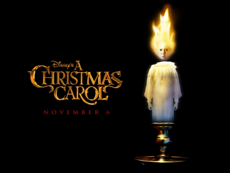 Disney's A Christmas Carol Poster 2