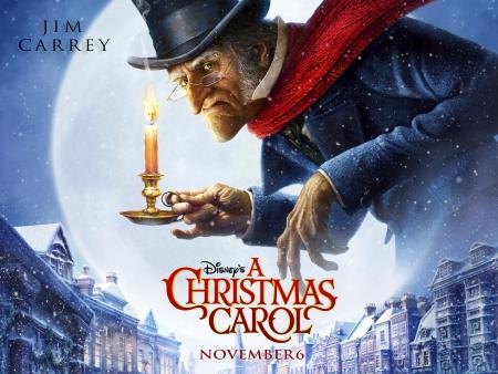 Disney's A Christmas Carol Poster 3