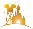 Euro Disney S.C.A. Logo
