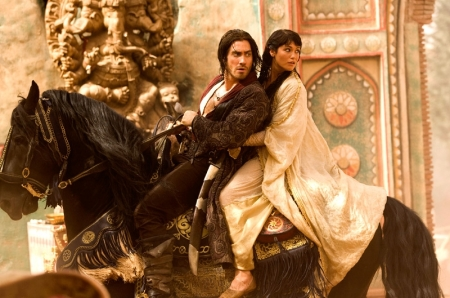 Prince of Persia Photo 2 (Prince Dastan & Princess Tamina)