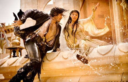 Prince of Persia Photo 3 (Prince Dastan & Princess Tamina)