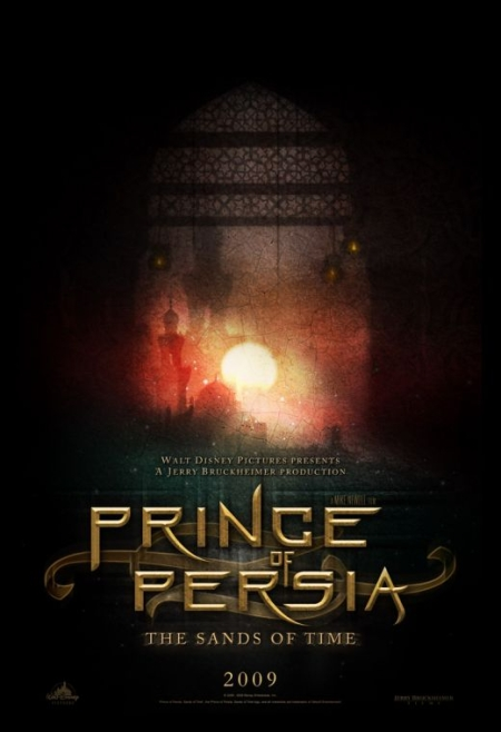 Prince of Persia Teaser Poster 1
