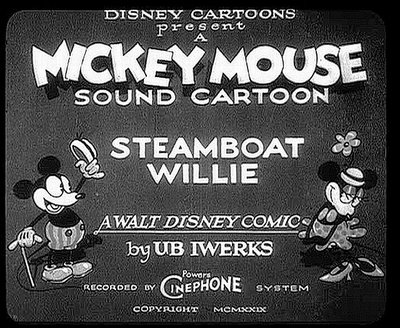Steamboat Willie (intro)