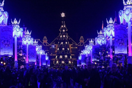 Disney's Fairytale Christmas (Tree Lighting)