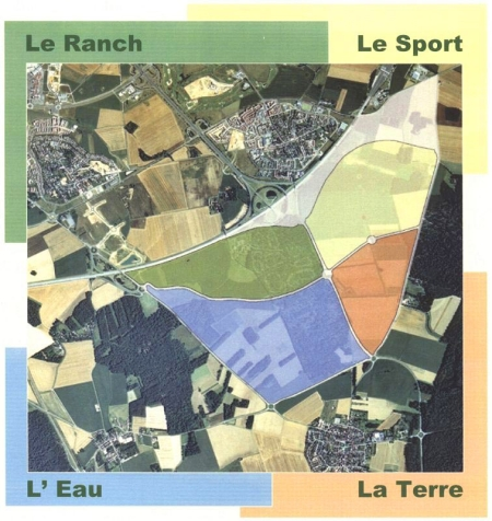 Les Villages Nature Map 3
