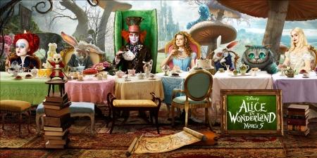 Disney's Alice in Wonderland Cast 1