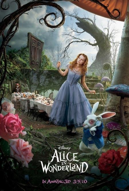 Disney's Alice in Wonderland Poster 3