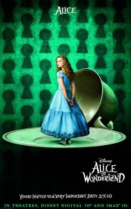 Disney's Alice in Wonderland - Alice