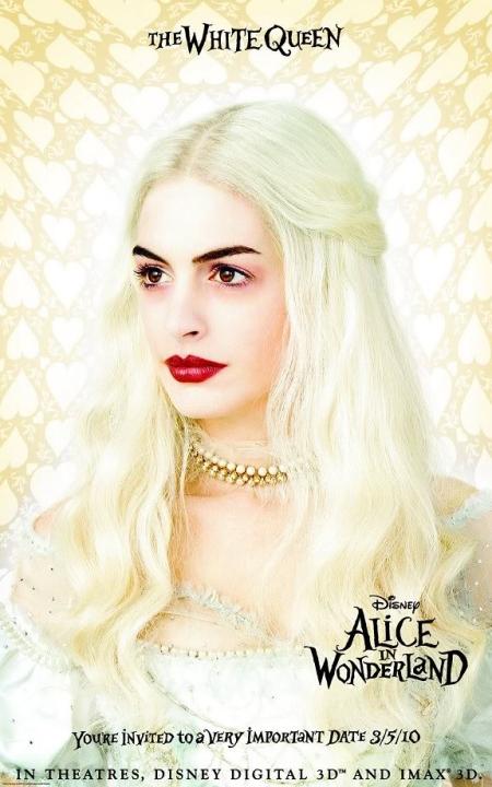 Disney's Alice in Wonderland - The White Queen