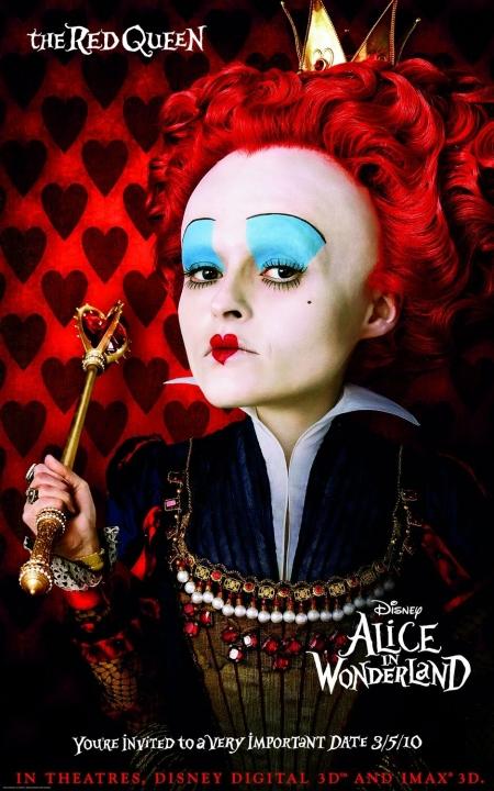 Disney's Alice in Wonderland - The Red Queen
