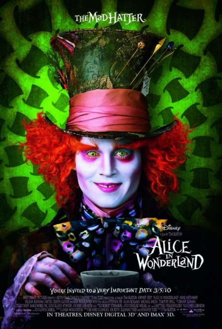 Disney's Alice in Wonderland - Mad Hatter