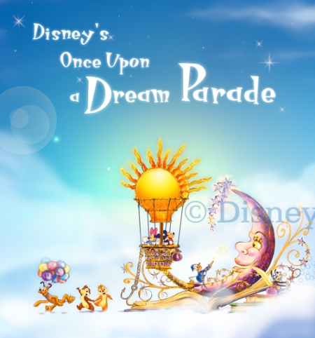Disney's Once Upon A Dream Parade 1