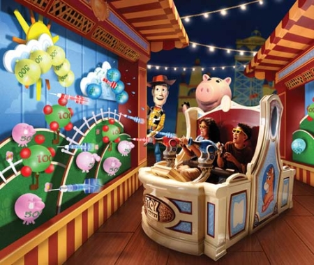 Toy Story Mania (Amerikaanse Disney Resorts)