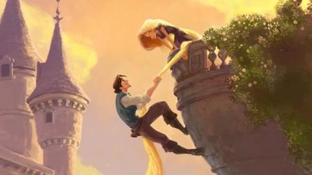 Rapunzel - Concept Art 2