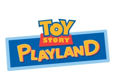 Toy Story Playland Logo