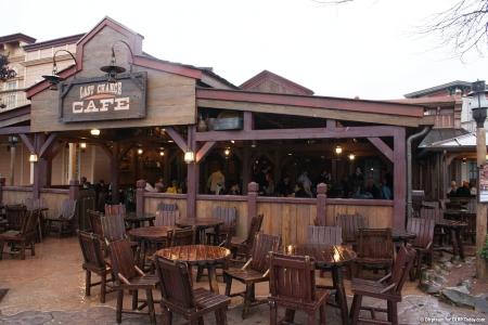 Uitbreiding Last Chance Café