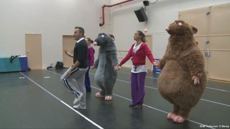 Ratatouille in Disney's Stars 'n' Cars (repetitie)
