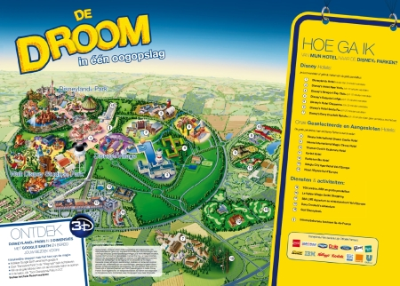 Resort Map 2010 (Brochure)