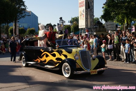 Stars 'n' Cars - Float 11