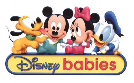 Voor de kleintjes disney babies dlrp fan blog disneyland parijs - Personnage disney bebe ...