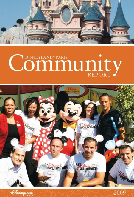 Disneyland Paris Community Report 2009