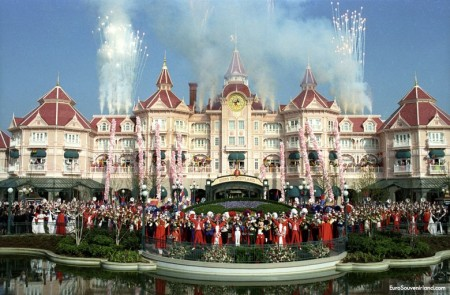 12 april 1992 - Opening van Euro Disneyland