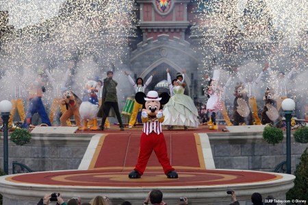 Disney Showtime Spectacular