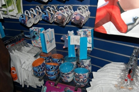 Merchandise tijdens New Generation Fesitval