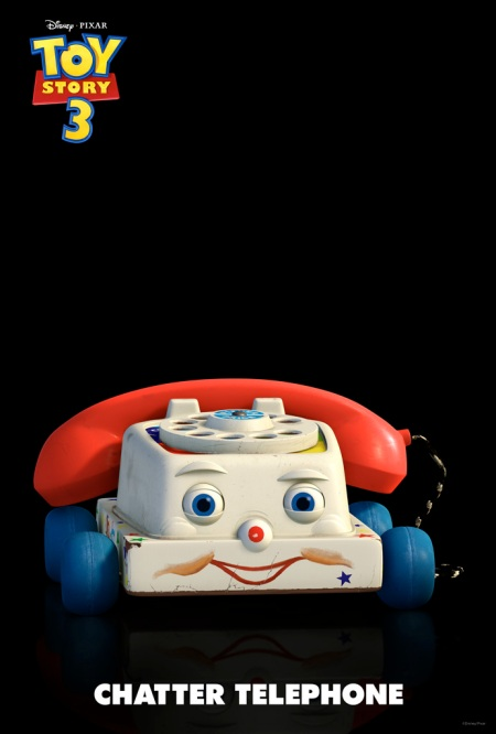 Toy Story 3 - Chatter Telephone