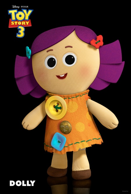 Toy Story 3 - Dolly