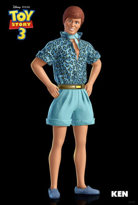 Toy Story 3 - Ken