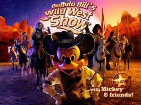 Buffalo Bill's Wild West Show with Mickey & Friends!