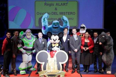 Ambassadeurs Disneyland Paris 2011-2012