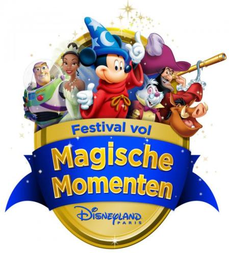 Festival vol Magische Momenten logo
