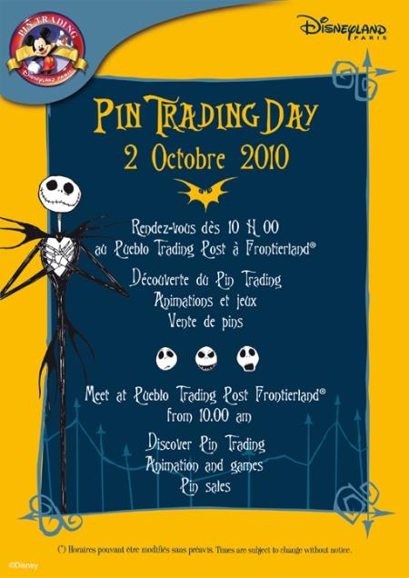 Pin Trading Day (2 oktober 2010)