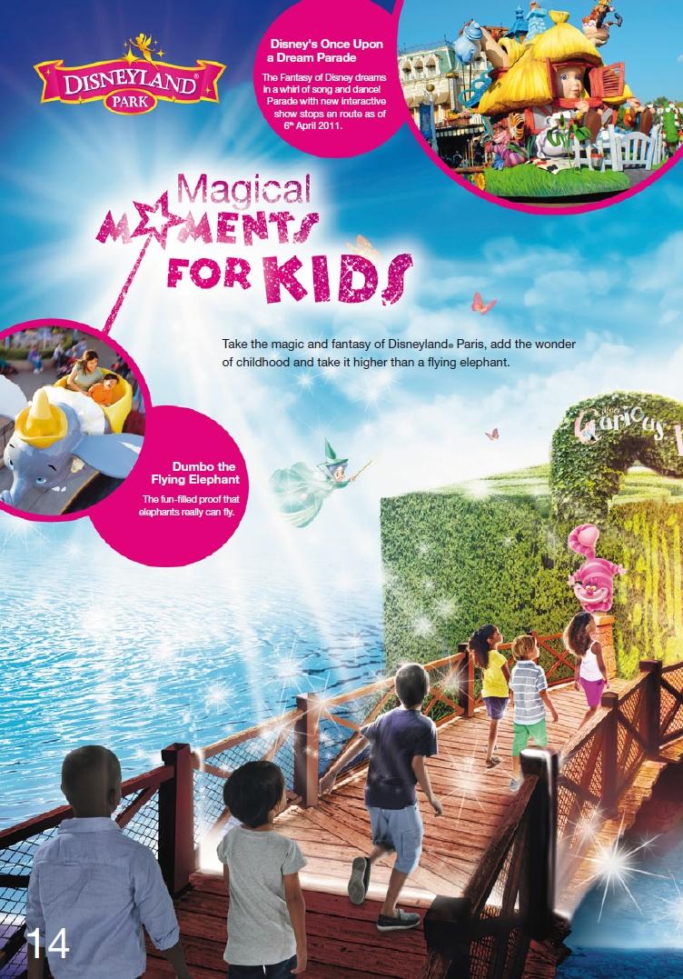Glstitch Productions Disneyland Paris Blog - Disney flyer template