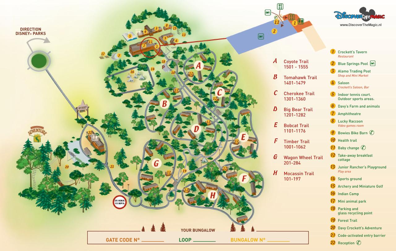 Disneys Davy Crockett Ranch